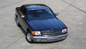 De 380 SEC-Mercedes-Benz S-Klasse Club Nederland
