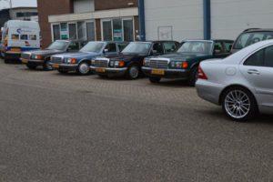 De S-Klasseclub in... Terkaple-Nieuws Mercedes-Benz S-Klasse Club Nederland 01