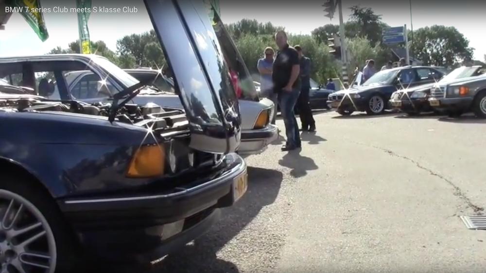 BMW 7-serie ontmoet…