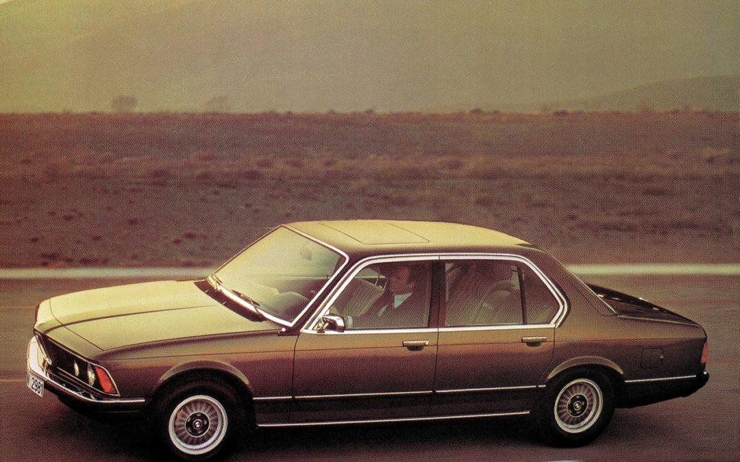 Extra foto's S-Klasse en BMW 7