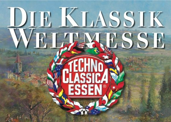 Techno-Classica Essen 5-9 april 2017 Mercedes-Benz S-Klasse Club Nederland jaaragenda 2017