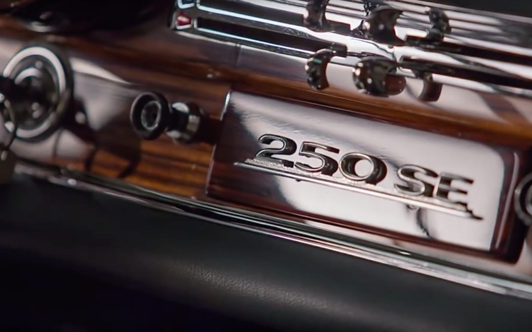 Mercedes-Benz 250 SE W111