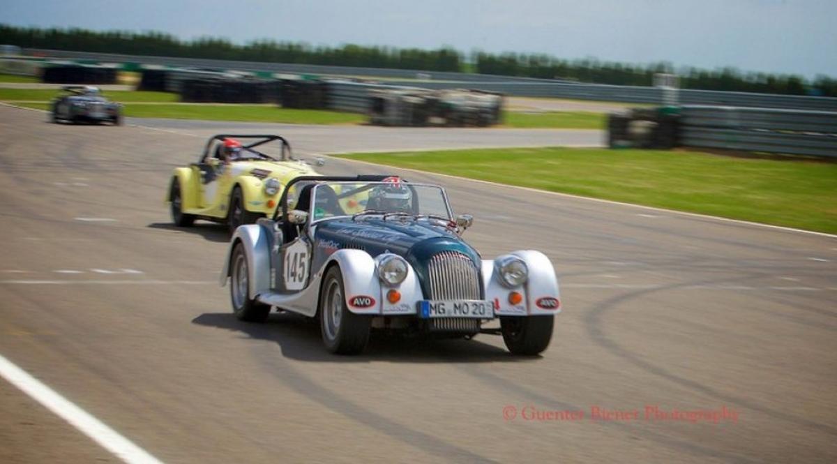 Nationaal Oldtimer Festival - Circuitpark Zandvoort-Benz S-Klasse Club Nederland jaaragenda 2017
