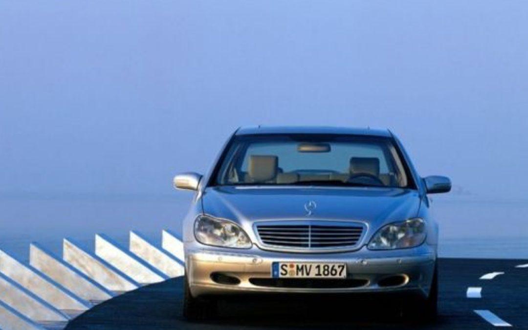 Video geschiedenis Mercedes