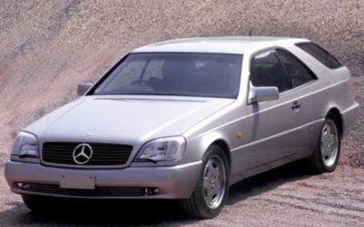 Vergeten Concept: Mercedes S500 Shooting Break