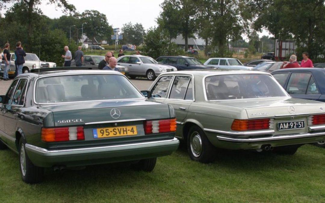 Cars & Coffee voor MB-liefhebbers-Nieuws Mercedes-Benz S-Klasse Club Nederland