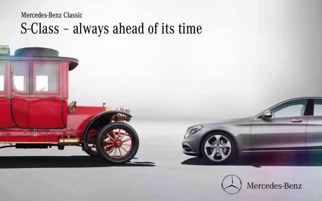 De S-Klasse, altijd de tijd vooruit-nieuws-Mercedes-Benz-S-Klasse-Club-Nederland 03