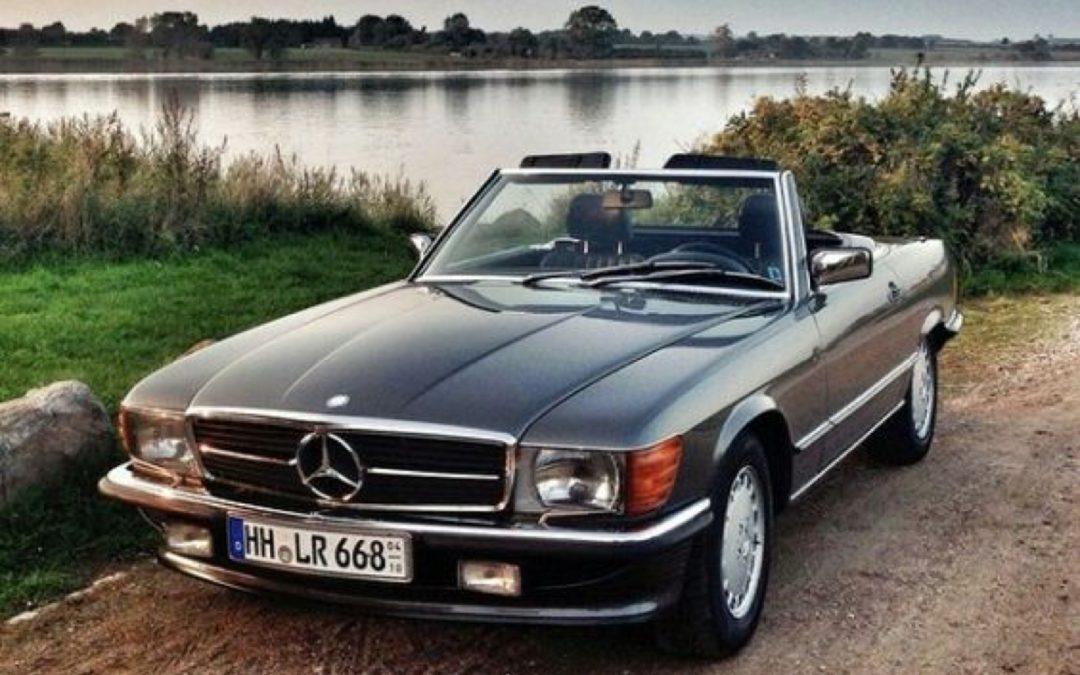 Mercedes-Benz 300 SL R107-Nieuws Mercedes-Benz S-Klasse Club Nederland