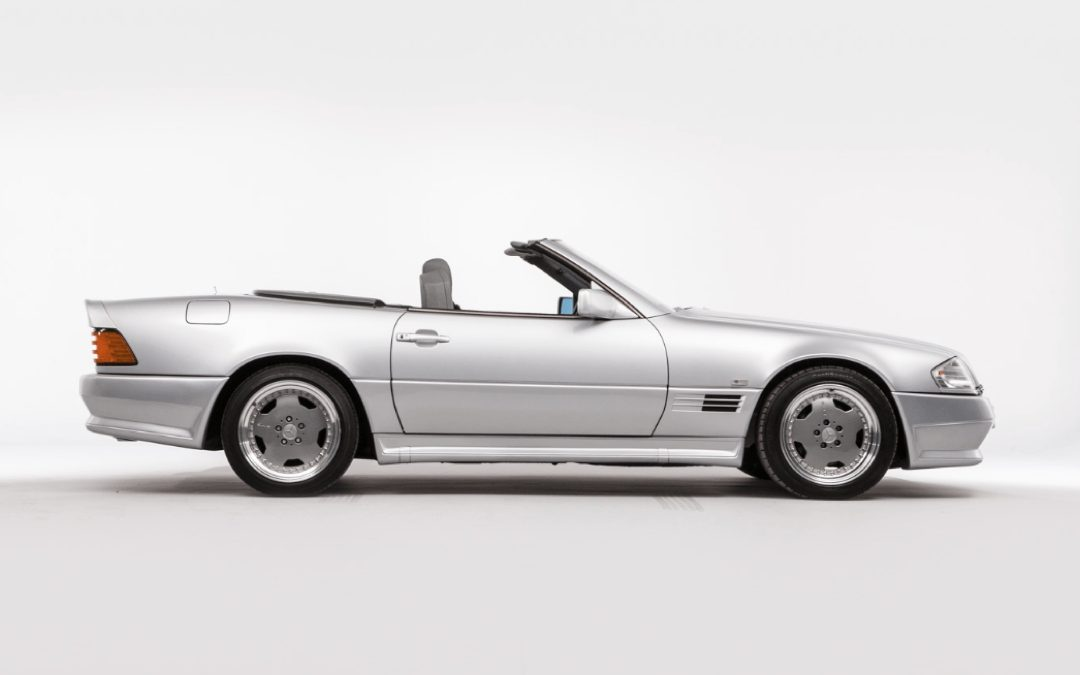 R129: Mercedes-Benz 500 SL 6.0 AMG