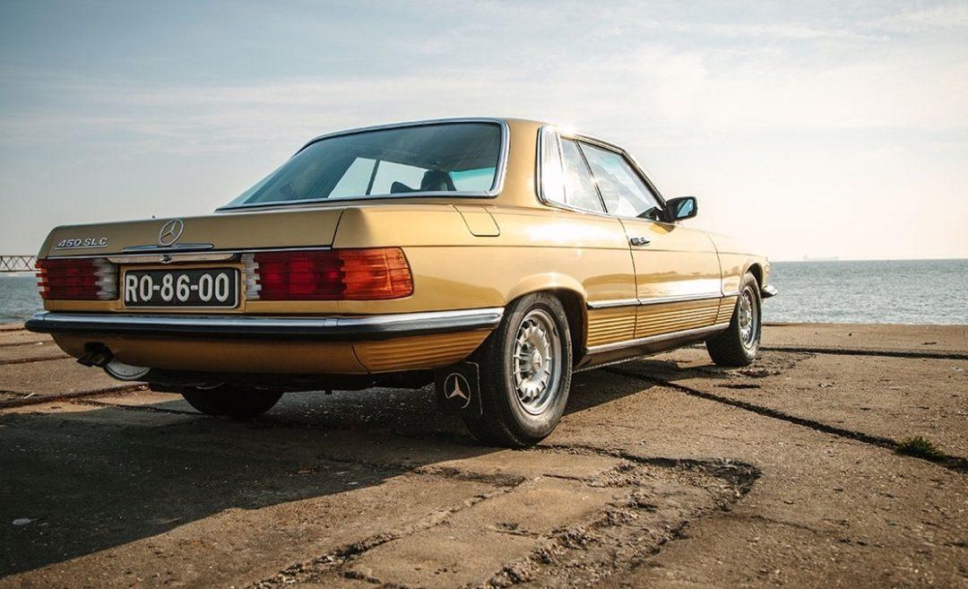 1979 W107 Mercedes-Benz 450 SLC-nieuws-Mercedes-Benz-S-Klasse-Club-Nederland