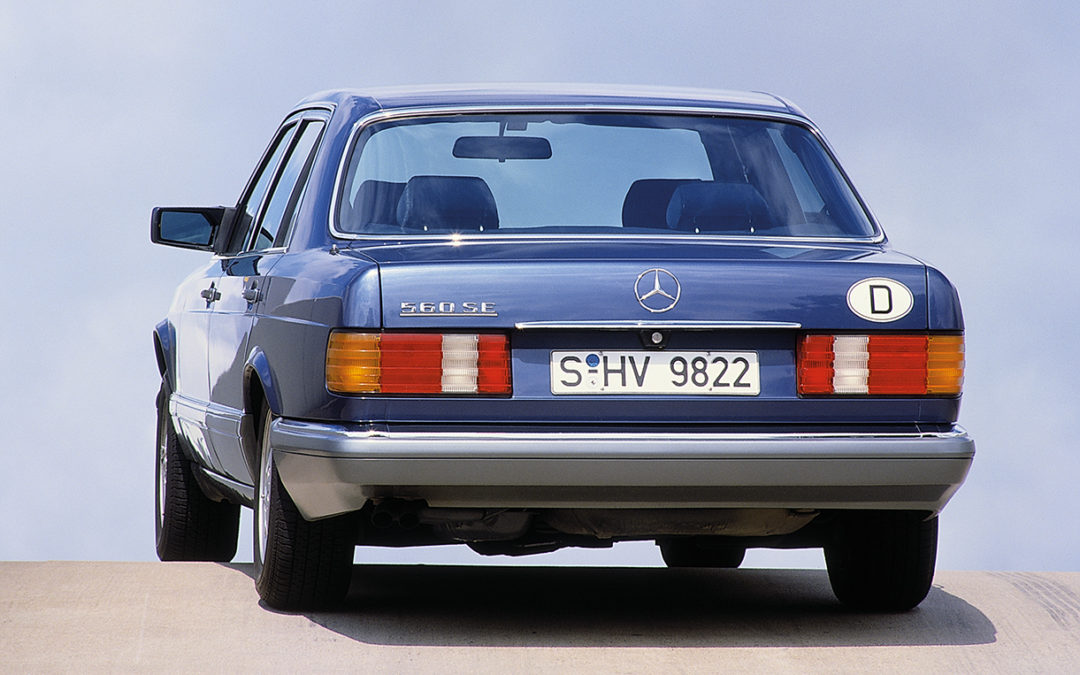 30 jaar: 560 SE