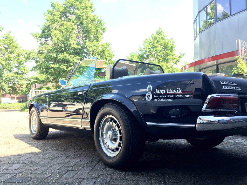 Voor en door leden-Jaap Havik 06-nieuws-Mercedes-Benz-S-Klasse-Club-Nederland