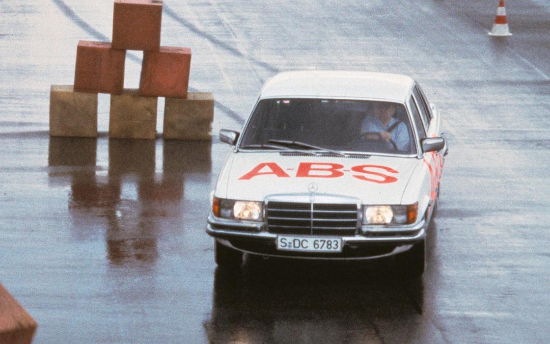 40 jaar: introductie ABS