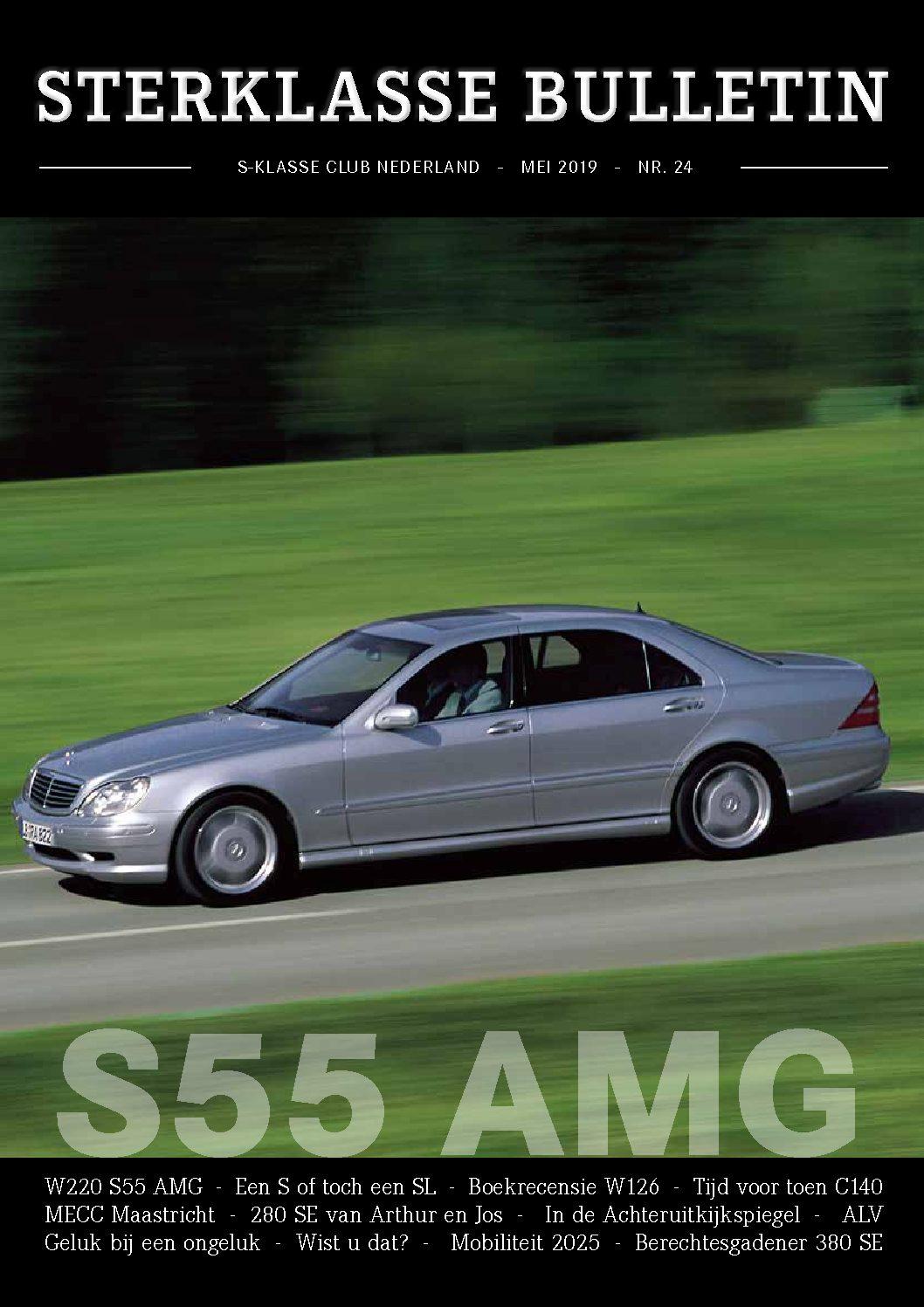 Sterklasse-Bulletin 17 - SKCN Mercedes-Benz S-Klasse Club Nederland